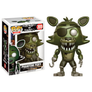 Figura Funko Pop! EXC. Fantasma de Foxy - Five Nights At Freddy's