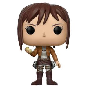 Figurine Pop! Sasha avec Patate - L'Attaque des Titans
