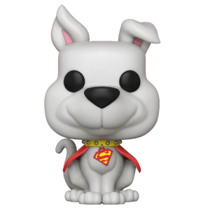 Figurine Pop! Krypto EXC - Krypto le Superchien DC Comics