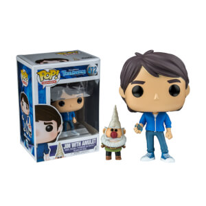 Trollhunters Jim with Amulet EXC Funko Pop! Vinyl