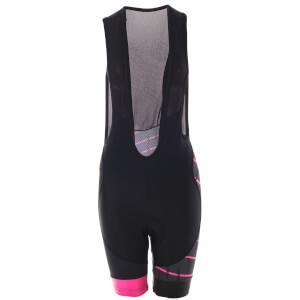 Primal Women's Theta Helix Bib Shorts - Black/Pink