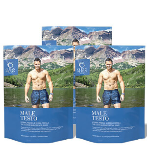 Bodyism Male Testo Trio