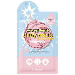 Mascarilla facial Water Bomb Jelly de Berrisom - Blanqueadora 33 ml