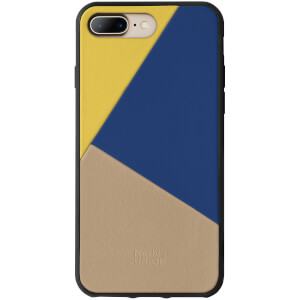 Native Union Clic Marquetry - iPhone 7 Plus/8 Plus Case - Canary
