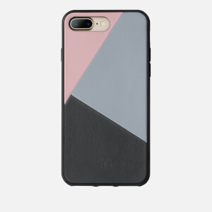 Native Union Clic Marquetry - iPhone 7 Plus/8 Plus Case - Rose