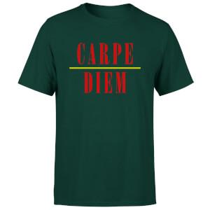 Carpe Diem T-Shirt - Forest Green