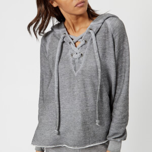 Wildfox Women's Hutton Sweater - Grey Heather Burnout