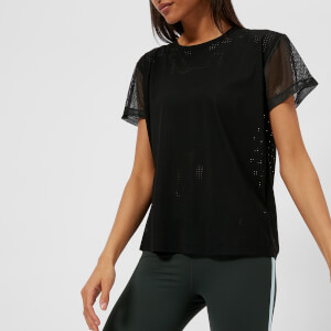 Monreal London Women's Competition T-Shirt - Black