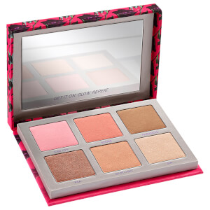 Paleta de coloretes iluminadores Afterglow de Urban Decay - Sin
