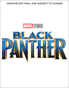 Black Panther 3D (+ 2D Version) - Zavvi UK Exclusive Steelbook