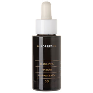 KORRES Natural 3D Black Pine Firming and Lifting Serum 30ml
