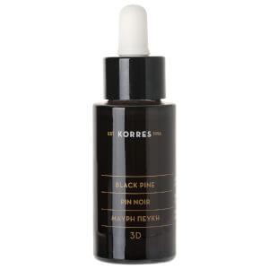 KORRES Natural 3D Black Pine Firming and Lifting Active Oil 30ml