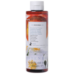KORRES Natural Bergamot Jasmine Shower Gel 250ml