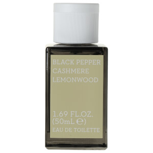 KORRES Natural Black Pepper, Cashmere and Lemonwood Eau de Toilette 50ml
