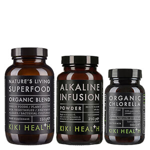 KIKI Health Alkalising Bundle (Worth £72.90)