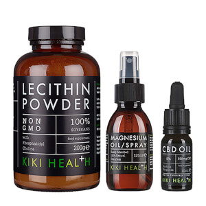 KIKI Health Sleep and Relax Bundle (Worth £62.45)