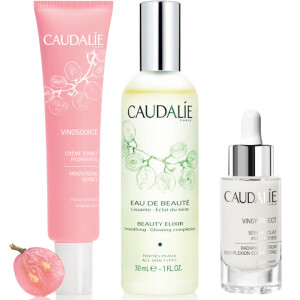 Caudalie Bestsellers Bundle with Free Elixir (Worth $136)