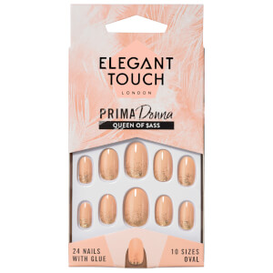 Elegant Touch Prima Donna unghie finte - Queen of $ass