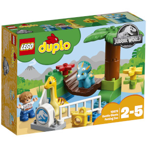 LEGO DUPLO Jurassic World: Gentle Giants Petting Zoo (10879)