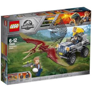 LEGO Jurassic Fallen Kingdom: La course-poursuite du Ptéranodon (75926)