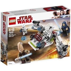 LEGO Star Wars Classic: Jedi und Clone Troopers Battle Pack (75206)