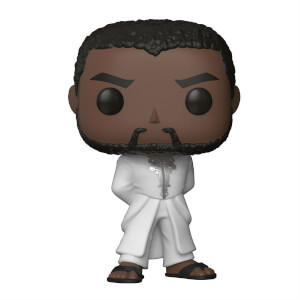 POP! Marvel: Black Panther - Black Panther Umhang Weiß