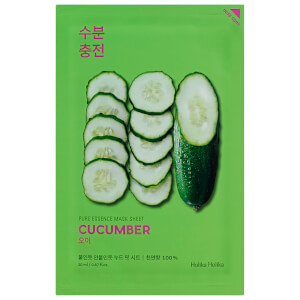 Holika Holika Pure Essence Mask Sheet -kasvonaamio, Cucumber