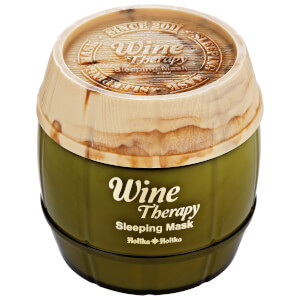 Masque Nuit Wine Therapy Holika Holika (Vin Blanc)