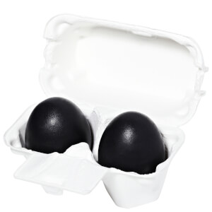 Holika Holika Smooth Egg Charcoal Egg Soap