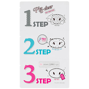 Holika Holika Pig Nose Clear Blackhead set da 3 fasi (senza acqua)