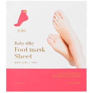 Holika Holika Baby Silky Foot Mask Sheet regenerująca maseczka do stóp