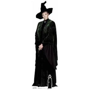 Professor McGonagall Life Sized Cut Out