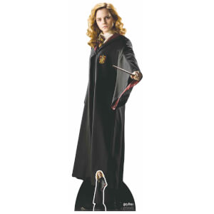 Hermione Granger (Hogwarts School of Witchcraft and Wizardry Uniform) Life Sized Cut Out