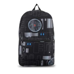 Mochila Star Wars Unidad BB - Negro