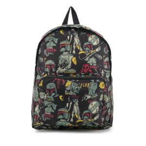 Star Wars Boba Fett AO Print Backpack - Black