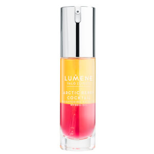 Huile Hydratante Illuminatrice Cocktail de baies arctiques Nordic-C Lumene Valo [Light] 30 ml