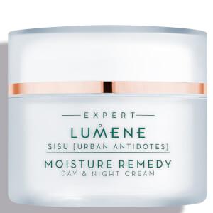 Lumene Nordic Detox [Sisu] Moisture Remedy Day & Night Cream 50 ml