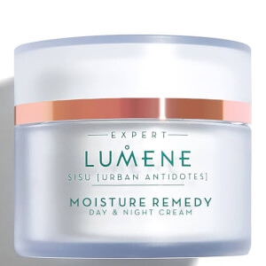 Lumene Nordic Detox [Sisu] Moisture Remedy Day & Night Cream 50 ml