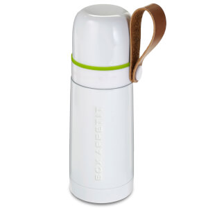 Black+Blum Thermo Flask - White