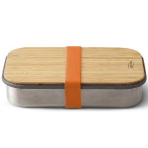 Black+Blum Stainless Steel Sandwich Box - Orange