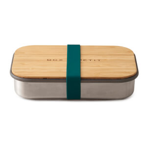 Black+Blum Stainless Steel Sandwich Box - Ocean