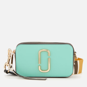 Marc Jacobs Women's Snapshot Cross Body Bag - Surf Multi