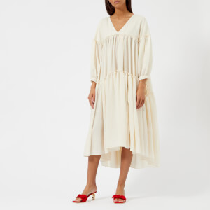 Rejina Pyo Women's Sara Dress - Rayon Thin Ivory