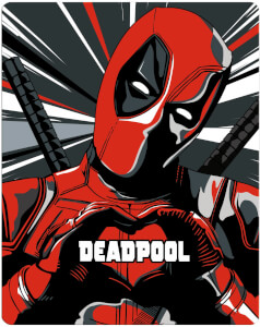 Deadpool - 4K Ultra HD Zavvi Exclusive Limited Edition Steelbook (Inkl. 2D Version): Image 1