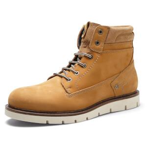 Wrangler Men's Tucsan Nubuck Boots - Tan