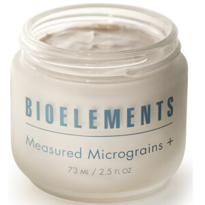 Bioelements Measured Micrograins + Exfoliator