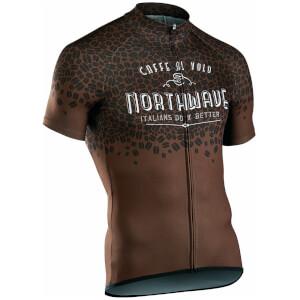 Northwave Caffe Al Volo Jersey - Brown