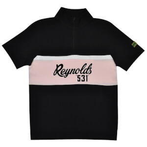 Reynolds 531 Banner Logo Shirt - Black