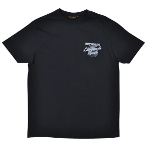 Reynolds Champion Du Monde T-Shirt - Navy