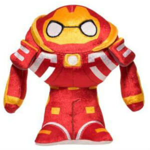 Marvel Avengers Infinity War Hulkbuster Hero Plushie